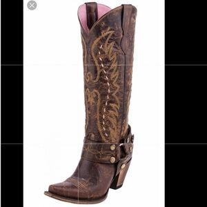 Junk gypsy by lane vagabond harness boots
